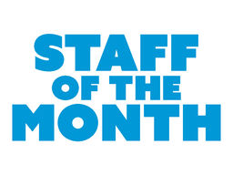 Staff Members of the Month