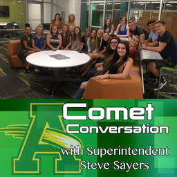 Comet Conversation: Steele Creative Learning Center
