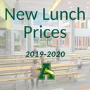 Lunch Prices 2019-2020