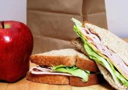 School Lunches Request March 30th-April 3rd