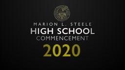 2020 Steele Graduation Ceremony