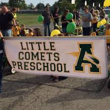 Little Comets Preschool Sign-up!