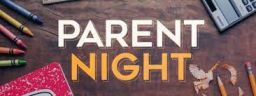 Parent Night Survey