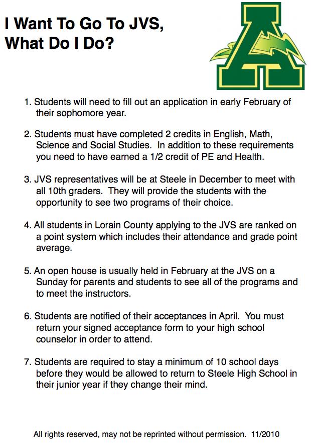 JVS - Amherst Exempted Village Schools
